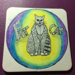 10/365 Fat Cat Mandala